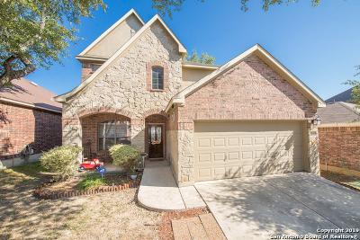 San Antonio Single Family Home New: 14031 Bella Donna