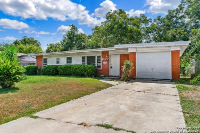 San Antonio Single Family Home New: 4622 Creekmoor Dr