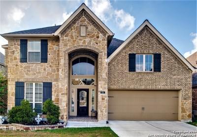 San Antonio Single Family Home New: 526 Lucrezia