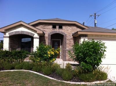 San Antonio Single Family Home New: 6902 Sabine Pass