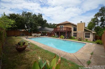 San Antonio Single Family Home New: 7512 Linkside St
