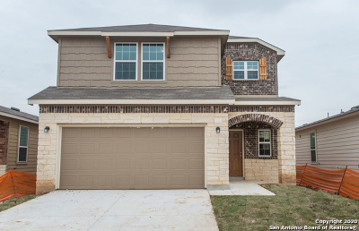 New Braunfels Single Family Home New: 322 Mistflower