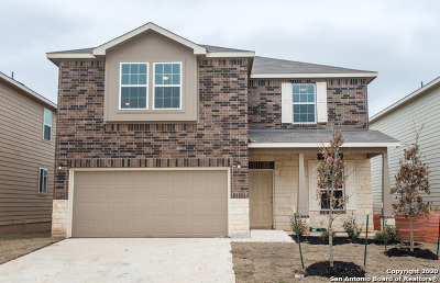 New Braunfels Single Family Home New: 182 Texas Thistle