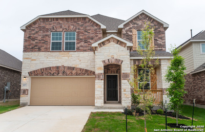 San Antonio Single Family Home New: 14015 Elounda