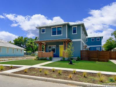 San Antonio Single Family Home New: 901 Pine St