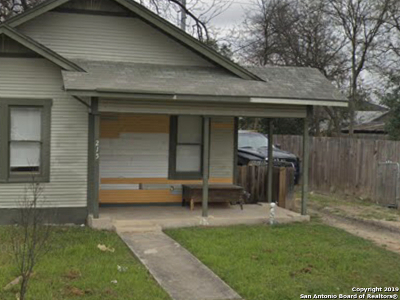 San Antonio Single Family Home New: 215 Blue Bonnet St