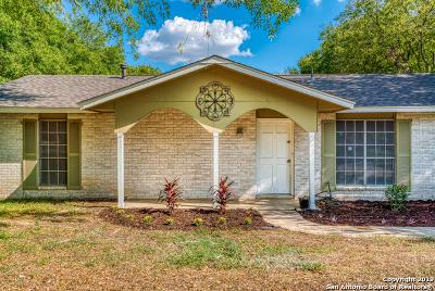 Live Oak Single Family Home New: 7310 Leading Oak St