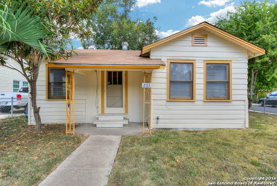 San Antonio Single Family Home New: 203 Linares St