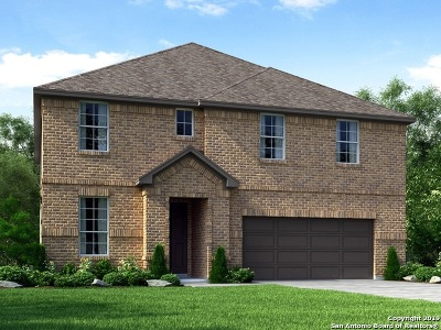 San Antonio Single Family Home New: 10634 Tranquille Place