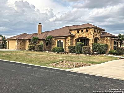 New Braunfels Single Family Home New: 108 Bandit Bay View