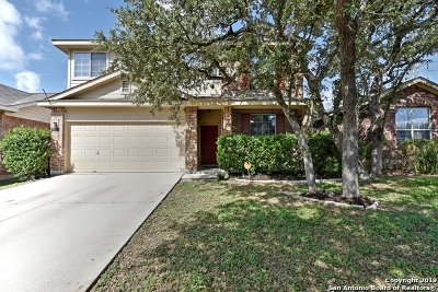 Helotes Single Family Home New: 9114 Feather Blf