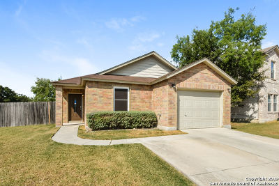 Converse Single Family Home New: 8803 Staghorn Mill