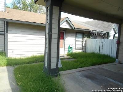 San Antonio TX Single Family Home New: $85,000