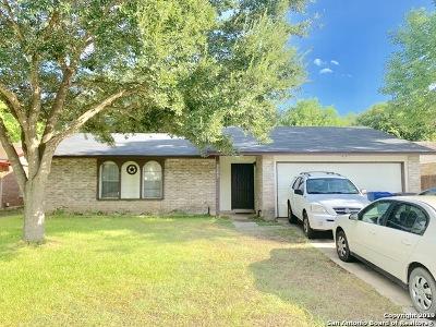 San Antonio TX Single Family Home New: $123,700