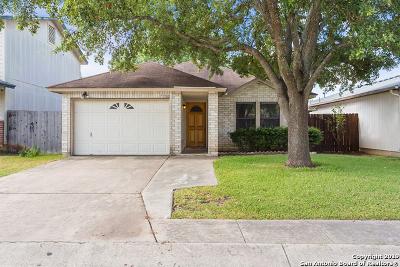 San Antonio Single Family Home New: 7758 Alverstone Way
