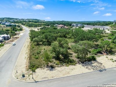 San Antonio Residential Lots & Land New: 23138 Tablerock Way