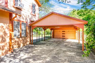 San Antonio Single Family Home New: 863 Steves Ave