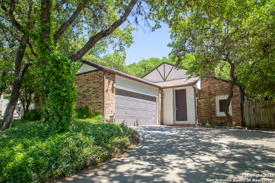 San Antonio Single Family Home New: 2818 Whisper Quill St