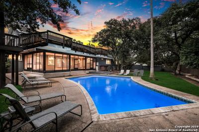 San Antonio TX Single Family Home New: $600,000