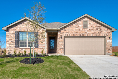 San Antonio Single Family Home New: 7626 Hartford Den