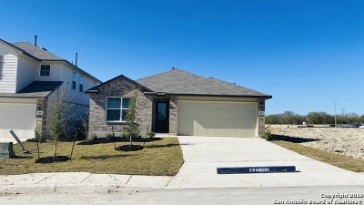 San Antonio Single Family Home New: 843 House Sparrow