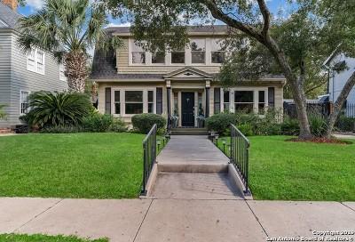San Antonio Single Family Home New: 139 E Rosewood Ave