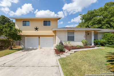 San Antonio Single Family Home New: 4802 Sierra Madre Dr