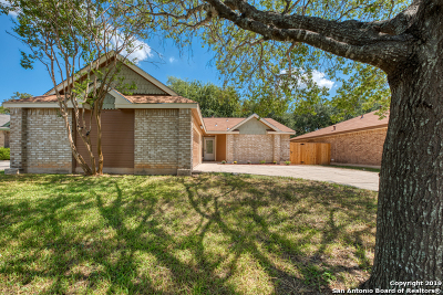 San Antonio Single Family Home New: 9703 Woodland Hills