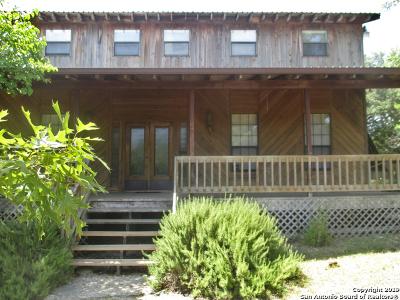 Bandera County Single Family Home New