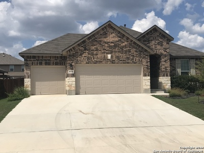 San Antonio Single Family Home New: 8519 Briscoe Fields