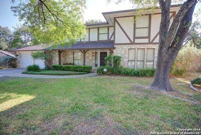 San Antonio Single Family Home New: 13414 Candida St