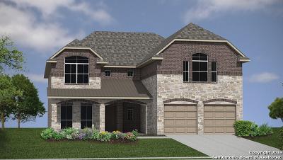 San Antonio Single Family Home New: 23334 Emerald Pass