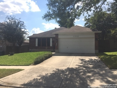 Live Oak Single Family Home New: 11003 Forest Breeze