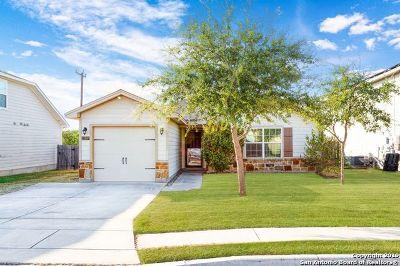 San Antonio Single Family Home New: 11207 Five Iron