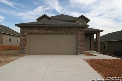 San Antonio Single Family Home New: 128 Javelina Hill