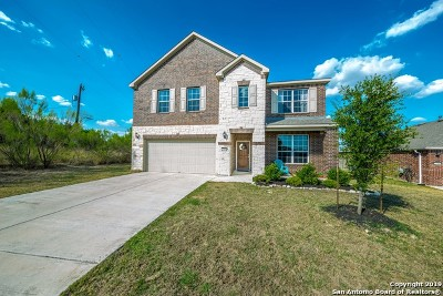 Boerne Single Family Home New: 27451 Valle Bluff