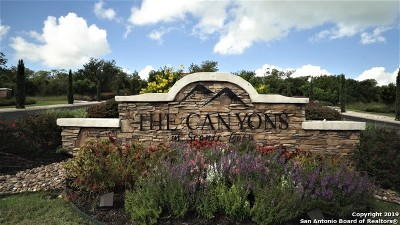 San Antonio Residential Lots & Land New: 23402 Collin Canyon