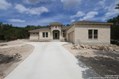 Spring Branch TX Single Family Home New: $450,000