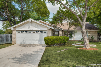 Live Oak Single Family Home New: 7901 Grass Hollow St