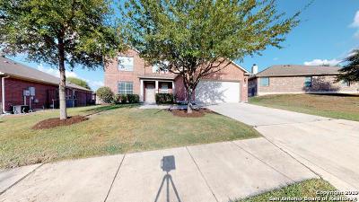 Schertz Single Family Home New: 6081 Covers Cove