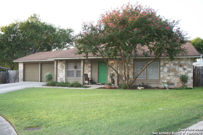 San Antonio Single Family Home New: 4719 Harpers Bnd