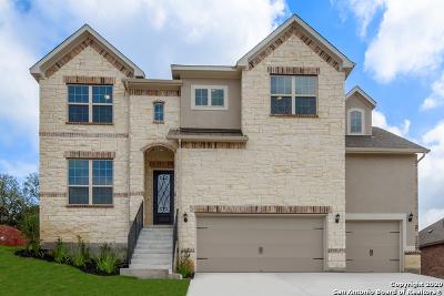 San Antonio Single Family Home New: 1826 Lawson Ridge