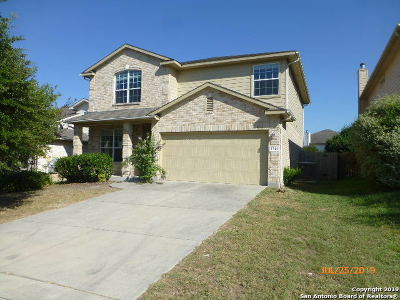 Guadalupe County Single Family Home New: 2744 Sterling Way