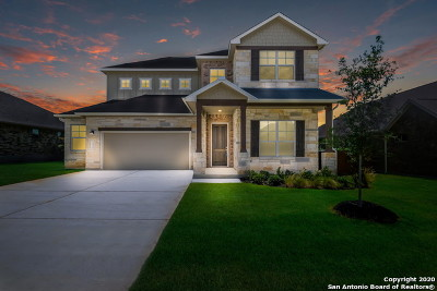 Cibolo Single Family Home New: 820 Silver Fox
