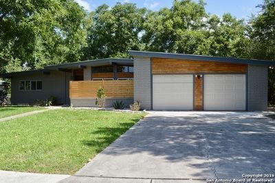 San Antonio TX Single Family Home New: $329,900