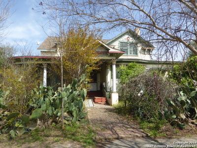 San Antonio Single Family Home New: 437 W Magnolia Ave