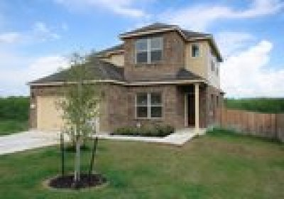 Cibolo Single Family Home New: 525 Saddle Burrow