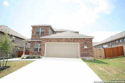 Cibolo Single Family Home New: 405 Saddle Vista