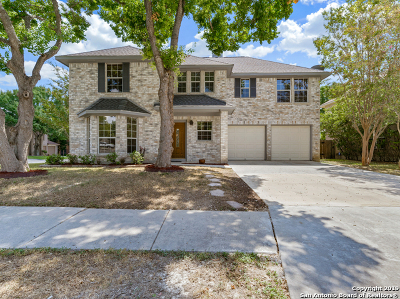 Schertz Single Family Home New: 1033 Gate Creek Ln