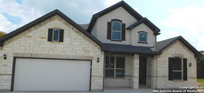 Comal County Single Family Home Active RFR: 1152 Limestone Way